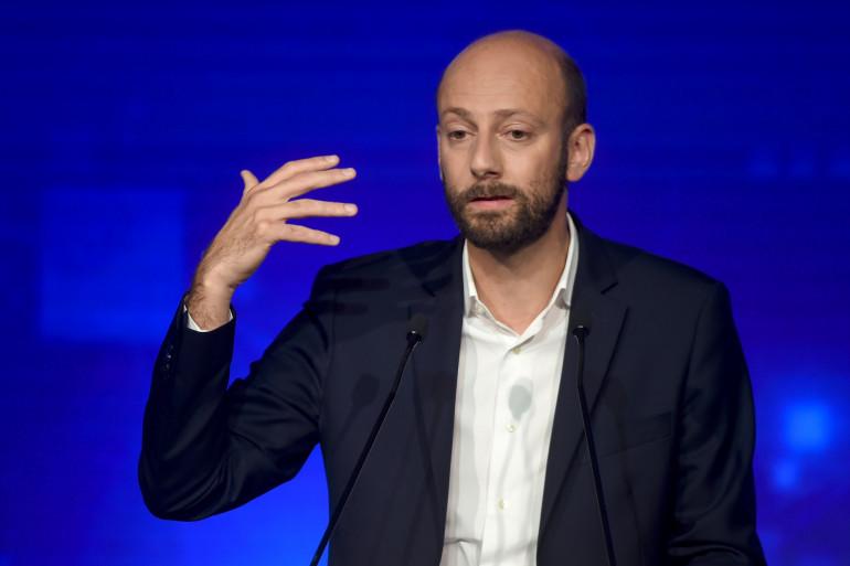 Stanislas Guérini, délégué général de La Républiue En Marche