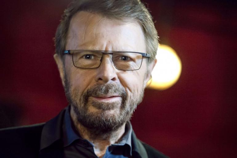 Björn Ulvaeus du groupe ABBA