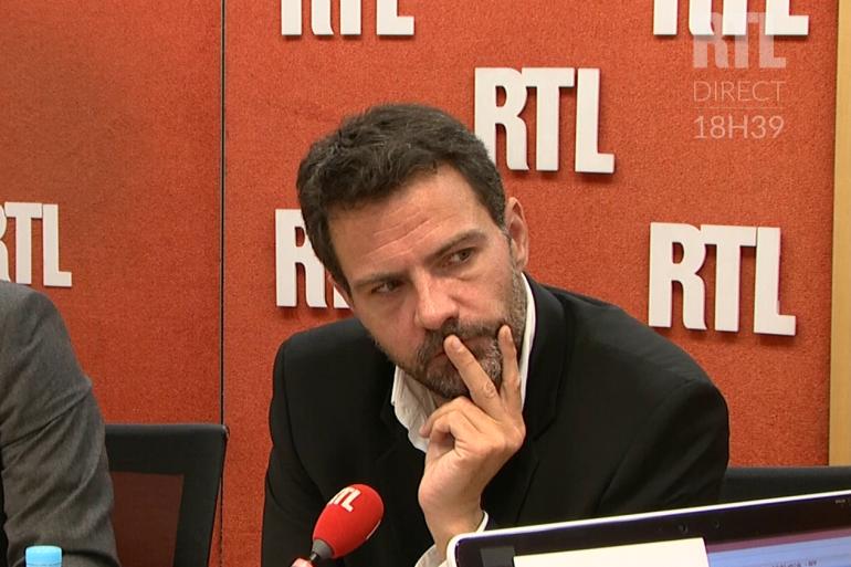 Jérôme Kerviel au micro de RTL, le 7 juin 2016
