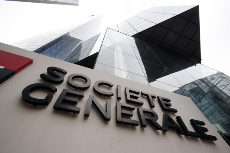 Le siège de la Société Générale à La Défense (archives)