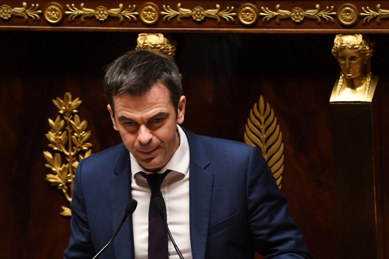 Olivier Véran, à l'Assemblée nationale, le 20 décembre 2018