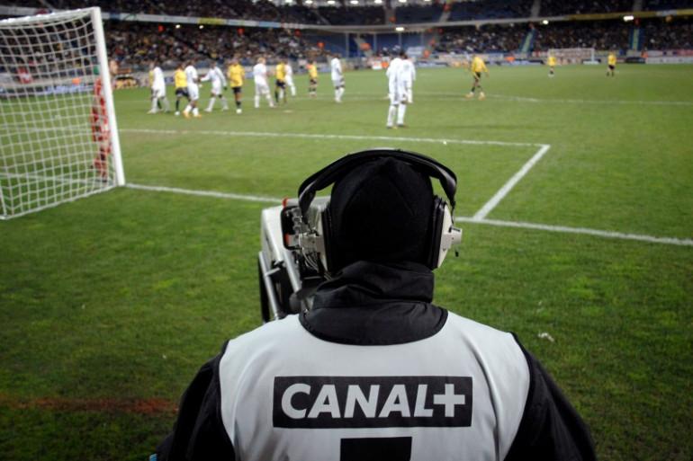 Canal+ détient les droits de la Ligue 1 avec beIN Sports