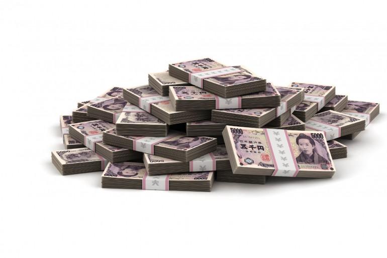 Des Yens (image d'illustration)