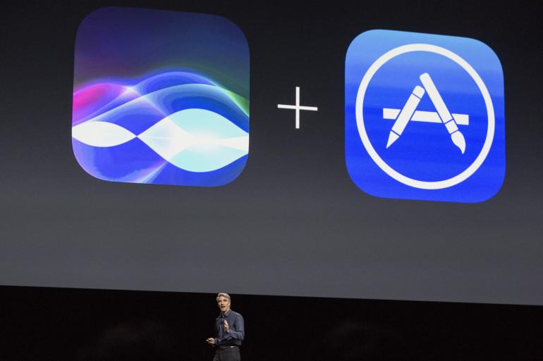 Apple ouvre Siri aux développeurs