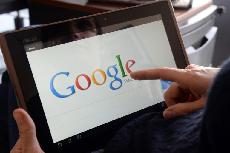 Google est l'un des sites Internet les plus consultés