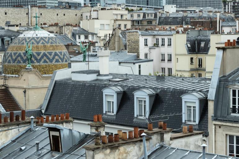 Logements parisiens (illustration)