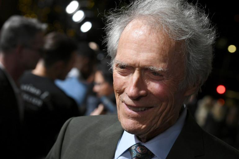 Clint Eastwood, le 10 décembre 2018
