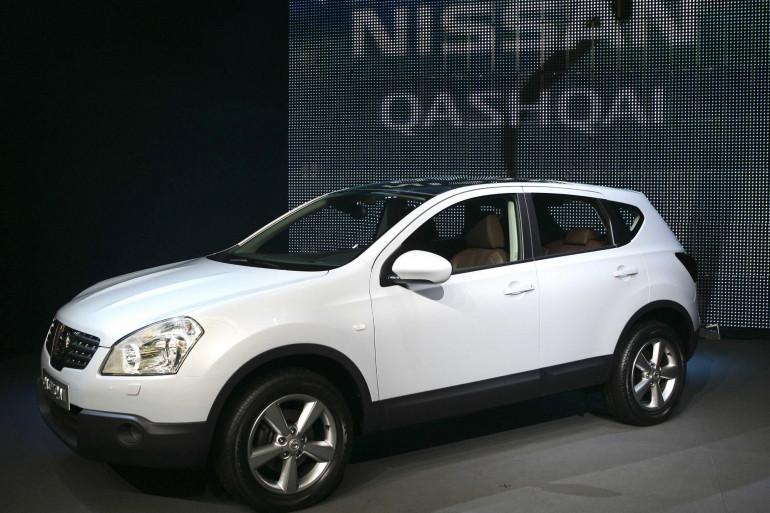 Le Nissan Qashqai serait l'un des SUV les moins fiables du marché, selon l'enquête d'UFC-Que choisir.