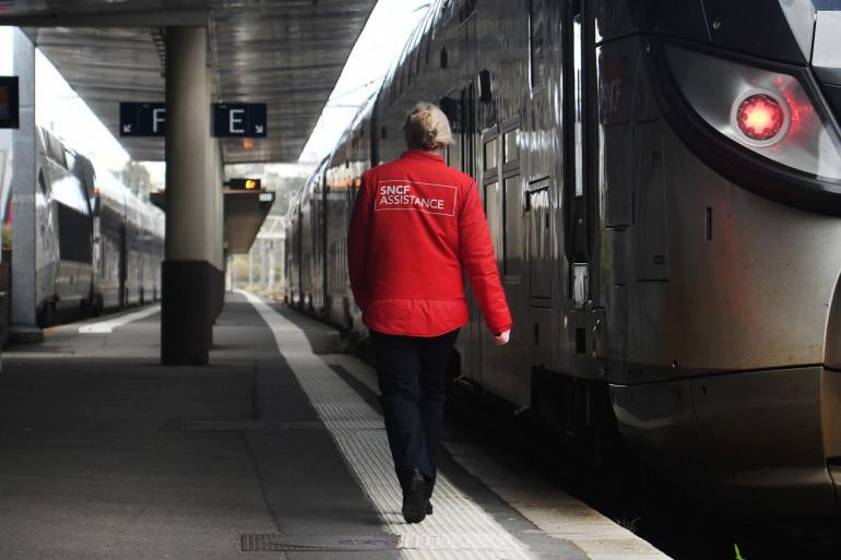 Un employé de la SNCF (illustration)