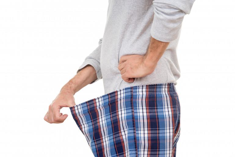 Les caleçons larges ne soutiendraient pas l'appareil reproducteur masculin