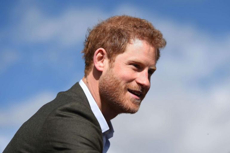 Le prince Harry est de retour au Royaume-Uni