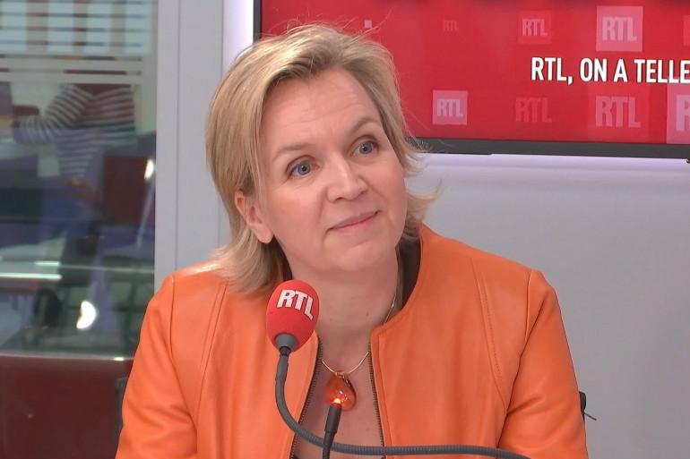 Virginie Calmels invitée de RTL