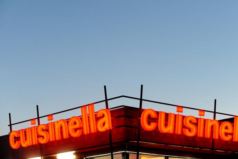 Des enseignes du cuisiniste Cuisinella