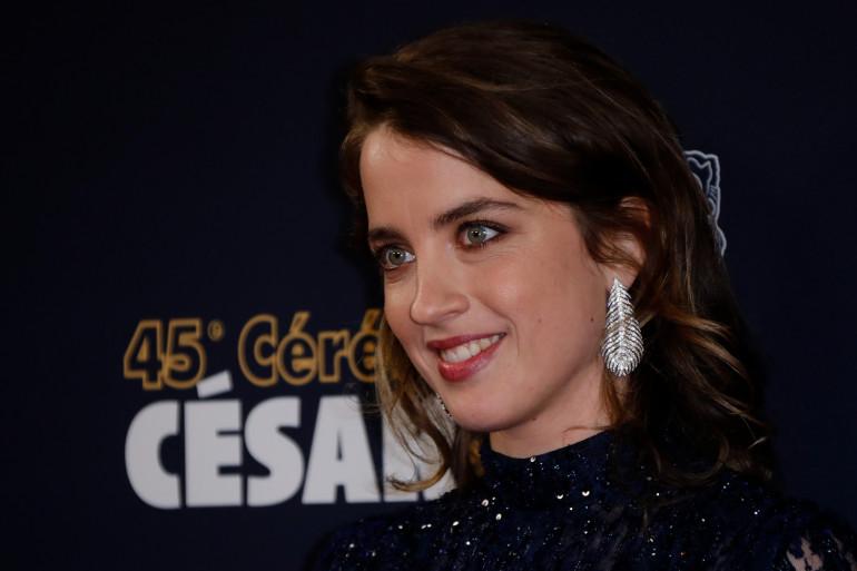 Adèle Haenel, nommée pour le César de la Meilleure Actrice