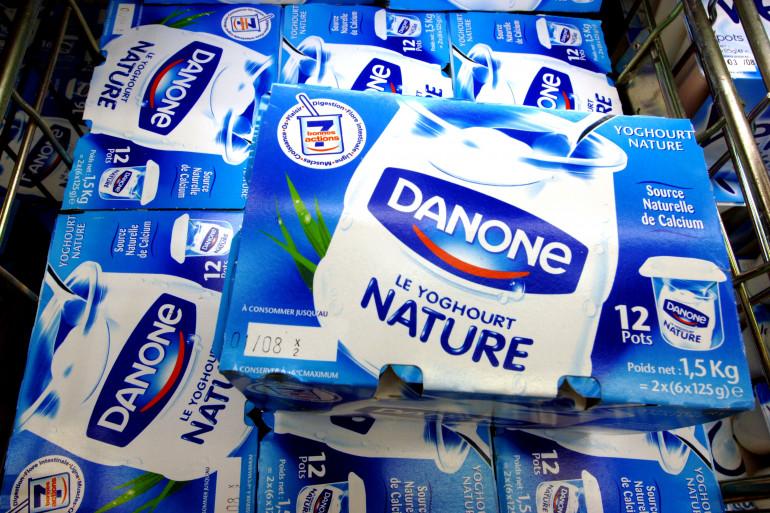 À partir de mai, les produits Danone ne seront plus présents dans les rayons de Lidl