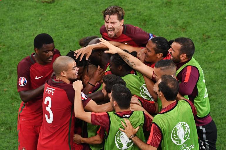 Le Portugal est en demi-finale de l'Euro pour la 5e fois de son histoire