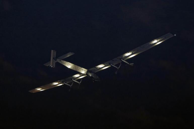 Solar Impulse achèvera cet été son tour du monde entamé il y a plus d'un an