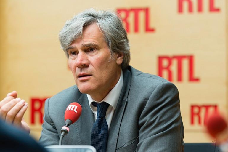 Stéphane Le Foll, invité de RTL le 1er juillet 2016