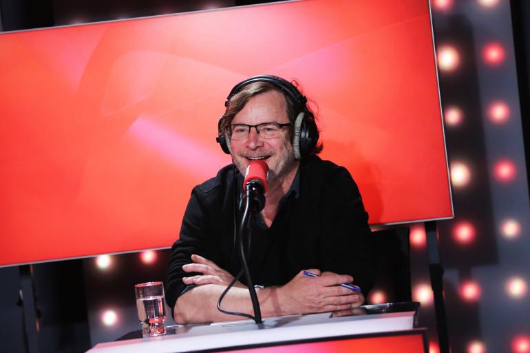 """François Rollin dans """"Les Grosses Têtes"""""""