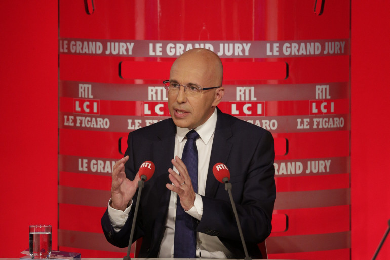 Éric Ciotti dans Le Grand Jury sur RTL, dimanche 3 juillet 2016