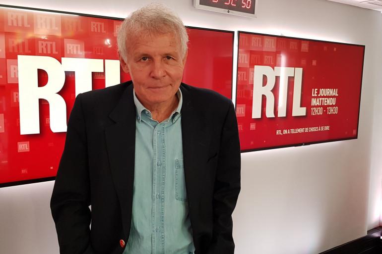 """Patrick Poivre d'Arvor dans """"Le Journal Inattendu"""" le 7 mars 2020"""