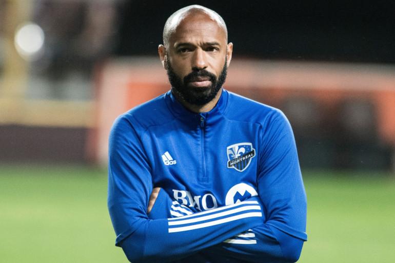 Thierry Henry a récemment quitté son poste d'entraîneur de l'Impact Montréal