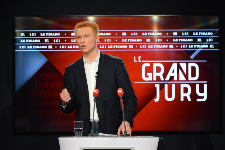 Adrien Quatennens invité dans Le Grand Jury le 8 mars 2020