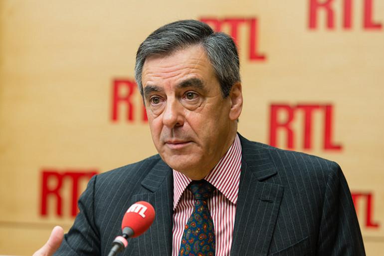 François Fillon, invité de RTL le 6 juillet 2016