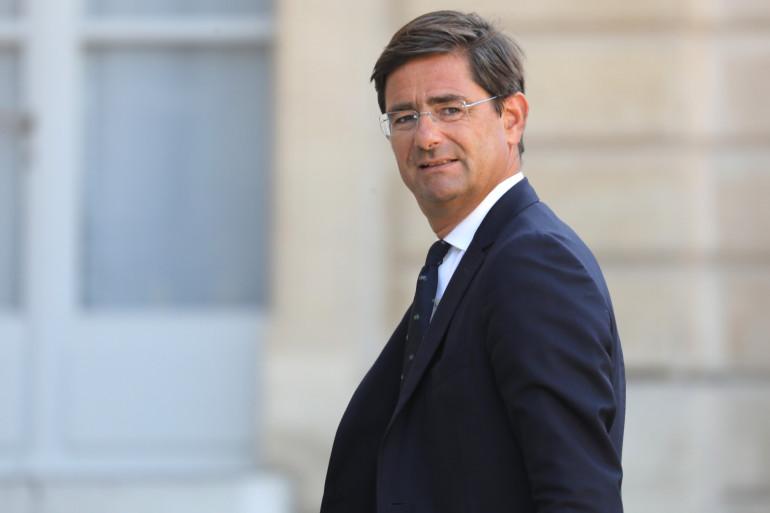 Nicolas Dufourcq, directeur général de la Banque Publique d'Investissement (Bpifrance).