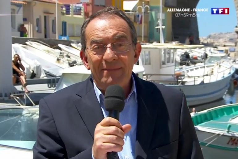 VIDÉO - Jean Pierre Pernaut confond François Hollande et Valérie Giscard d'Estaing