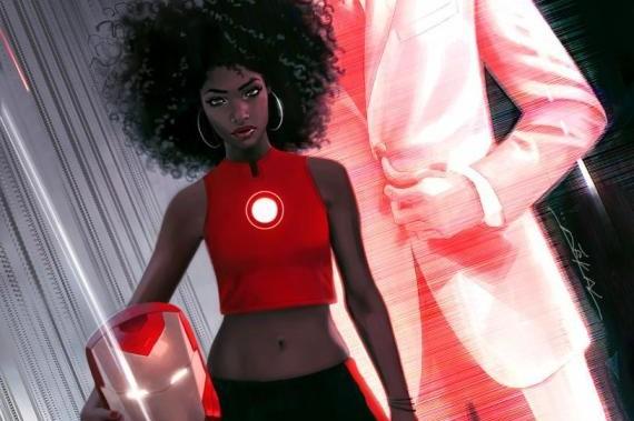 Riri Williams, la nouvelle héroïne noire de Marvel