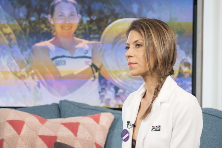 Marion Bartoli a expliqué sa maladie lors d'une émission télévisée britannique