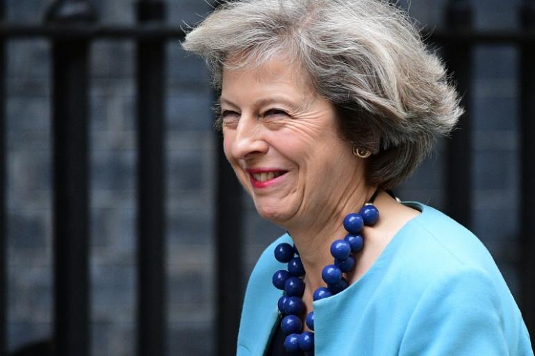 Theresa May, favorite au poste de Premier ministre
