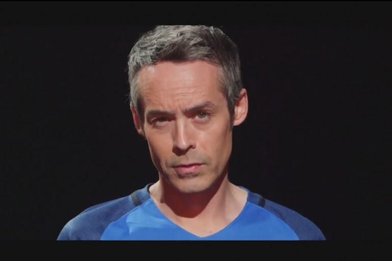 Yann Barthès dans la première pub de son émission sur TF1