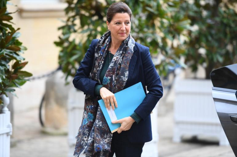 Agnès Buzyn, candidate LaREM à la mairie de Paris