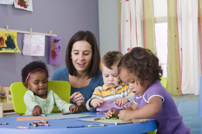Les différents modes de garde d'enfants