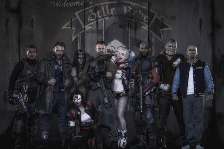 """Les 10 super-vilains de """"Suicide Squad"""""""