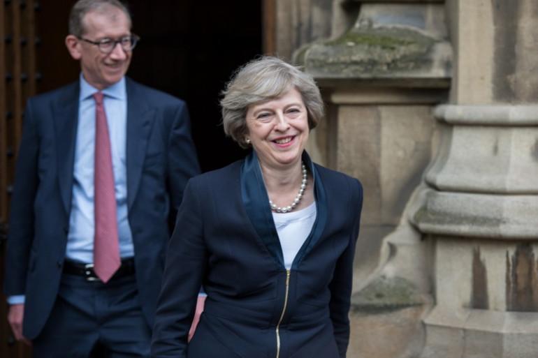 Theresa May, la nouvelle Première ministre britannique