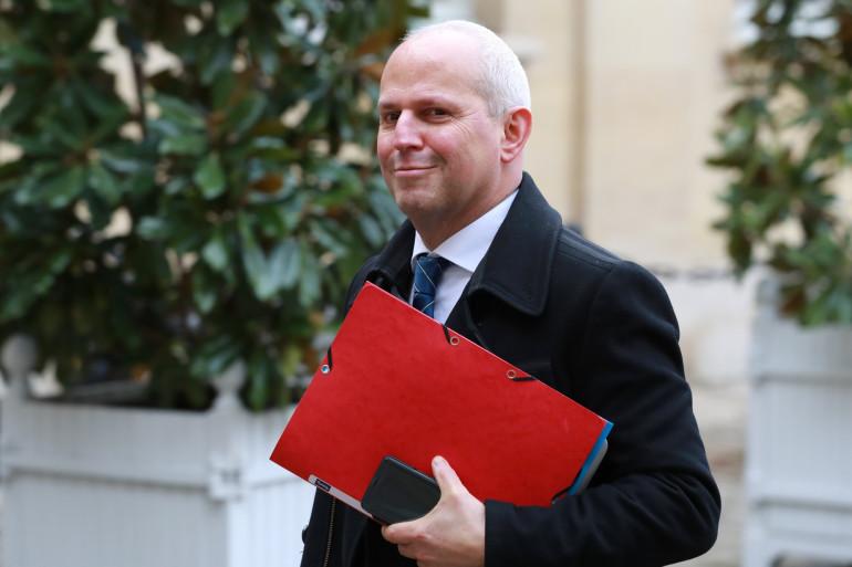 Le directeur général de la santé, Jérôme Salomon.