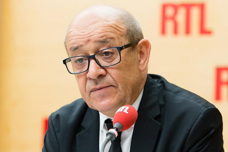 Jean-Yves Le Drian, invité de RTL le 14 juillet 2016