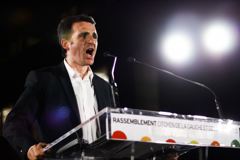 Éric Piolle, le maire de Grenoble