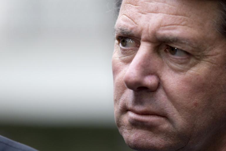 Christian Estrosi, maire de Nice