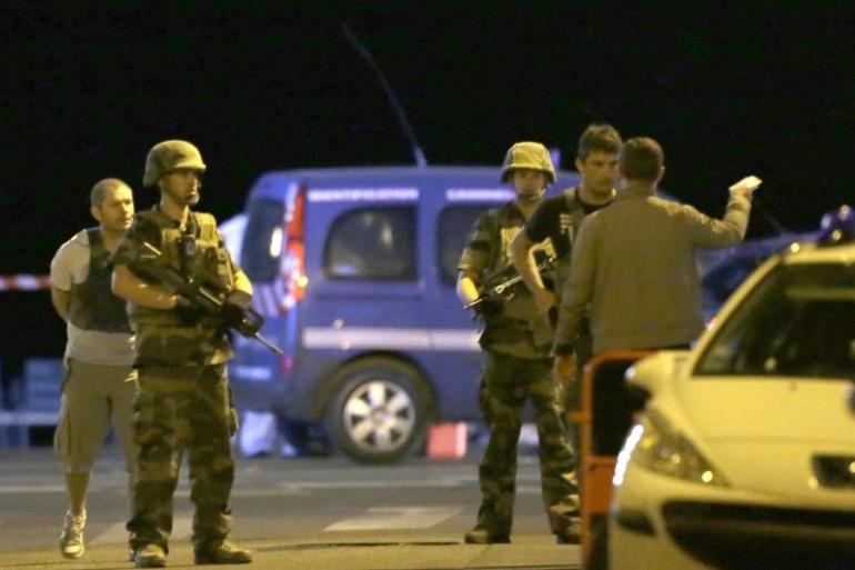 La ville de Nice a été le théâtre d'un attentat, jeudi 14 juillet