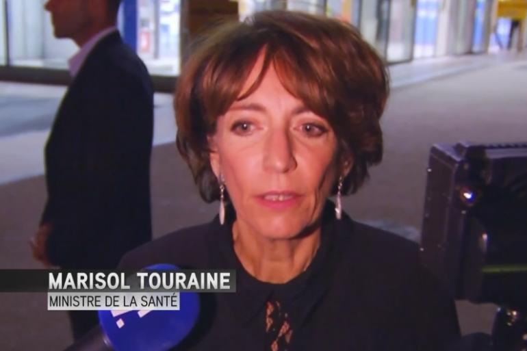 Marisol Touraine le 15 juillet