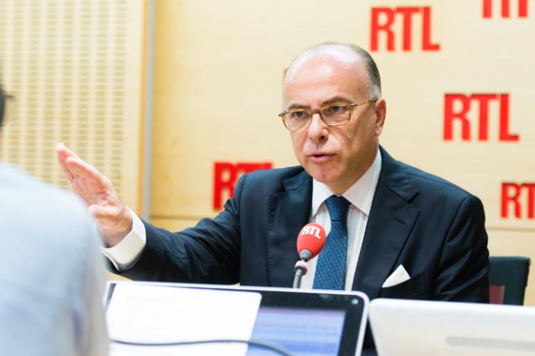 Bernard Cazeneuve, invité de RTL le 18 juillet 2016