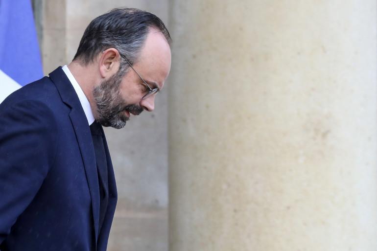 Édouard Philippe, le 26 février 2020.