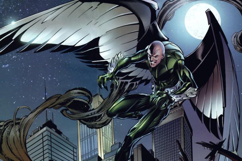 Le Vautour est l'un des plus grands ennemis de Spider-Man
