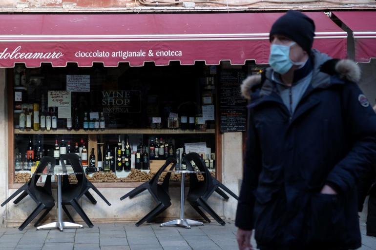 L'Italie est le pays le pays européen le plus touché par l'épidémie de coronavirus.