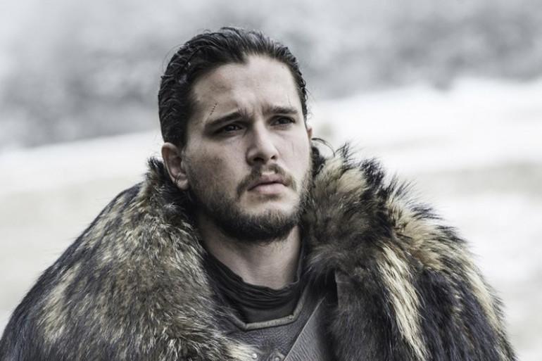 """Jon Snow dans la saison 6 de """"Game of Thrones"""""""