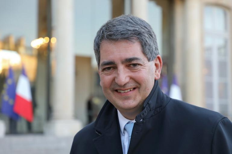 Jean Rottner, président de la région Grand Est, en février 2019